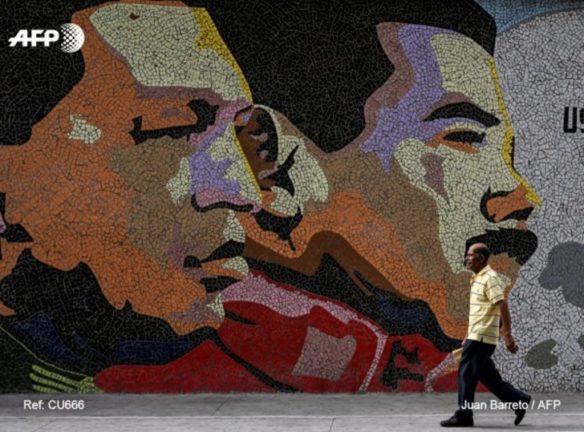 социалистическая политика Уго Чавеса и Николаса Мадуро