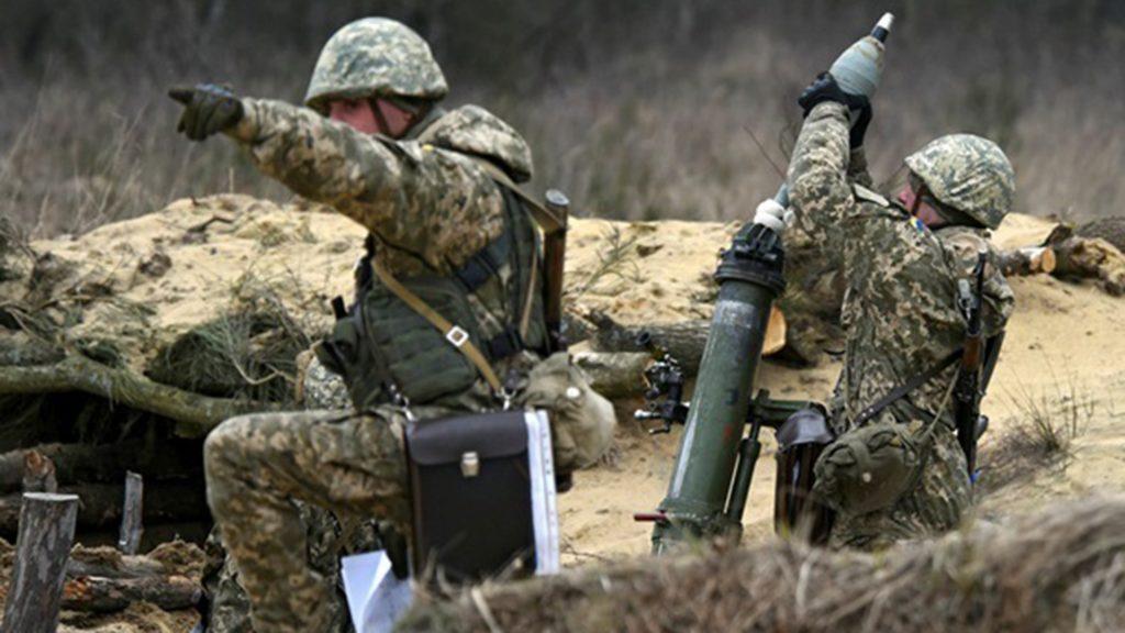 Боевики 59-й бригады ВСУ за неделю 9 раз нарывались на свои же мины
