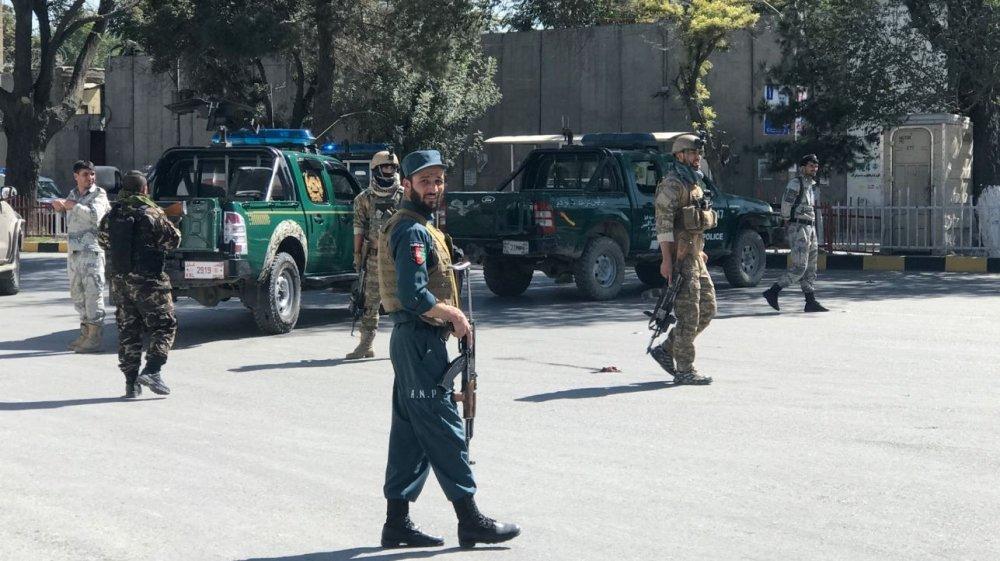 органы безопасности Афганистана