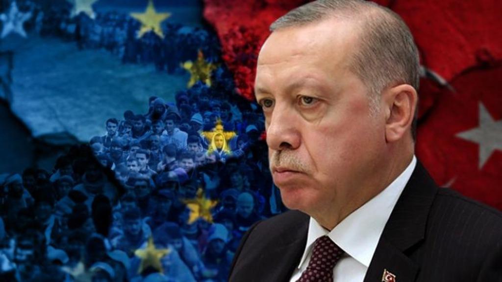 Эрдогану пригрозил Европе новой волной беженцев