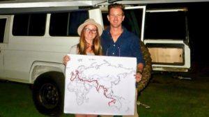 арестованные в Иране путешественники из Австралии
