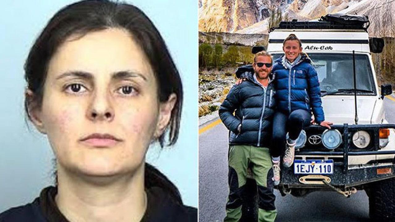 арестованные в Иране австралийцы