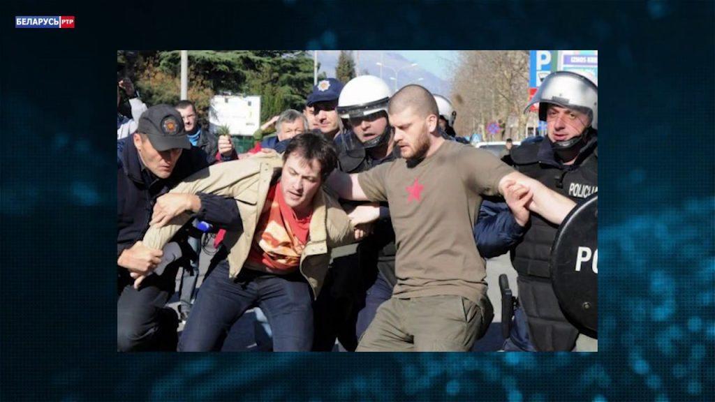 После пыток: Известного противника НАТО освободили после жёсткого ареста