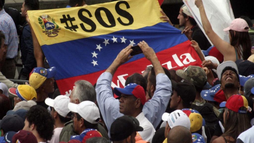 SOS Венесуэла просит защитить её от применения механизма TIAR