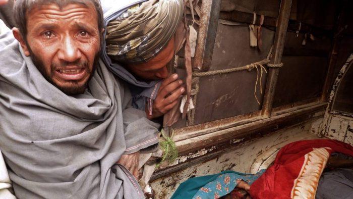 Ветер из США грозит Кабулу очередным военно-политическим цунами