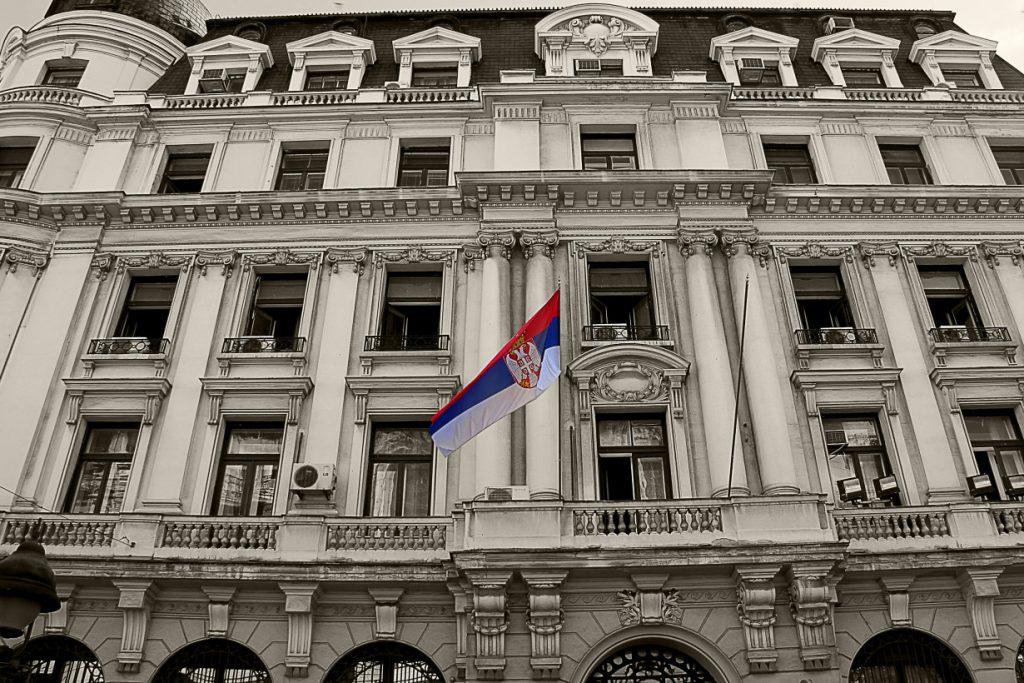 "Один шаблон: С главного вуза Сербии сняли ""осаду"" ""онижедетей"""