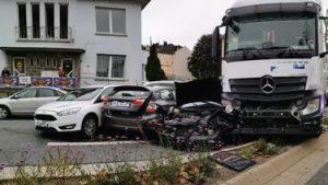 ДТП в немецком Лимбурге, возможен теракт