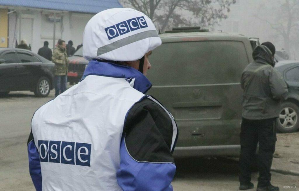 Попытка развода №… ОБСЕ и СЦКК прибыли в районы сел Петровское и Золотое