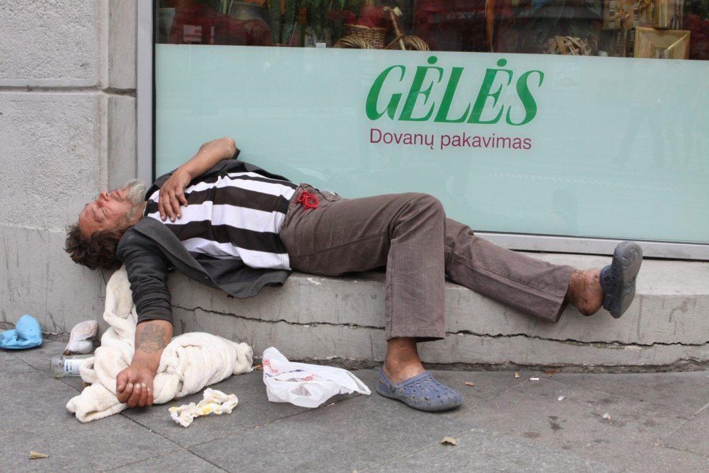 Уровень социального благополучия Прибалтики стремится к нулю