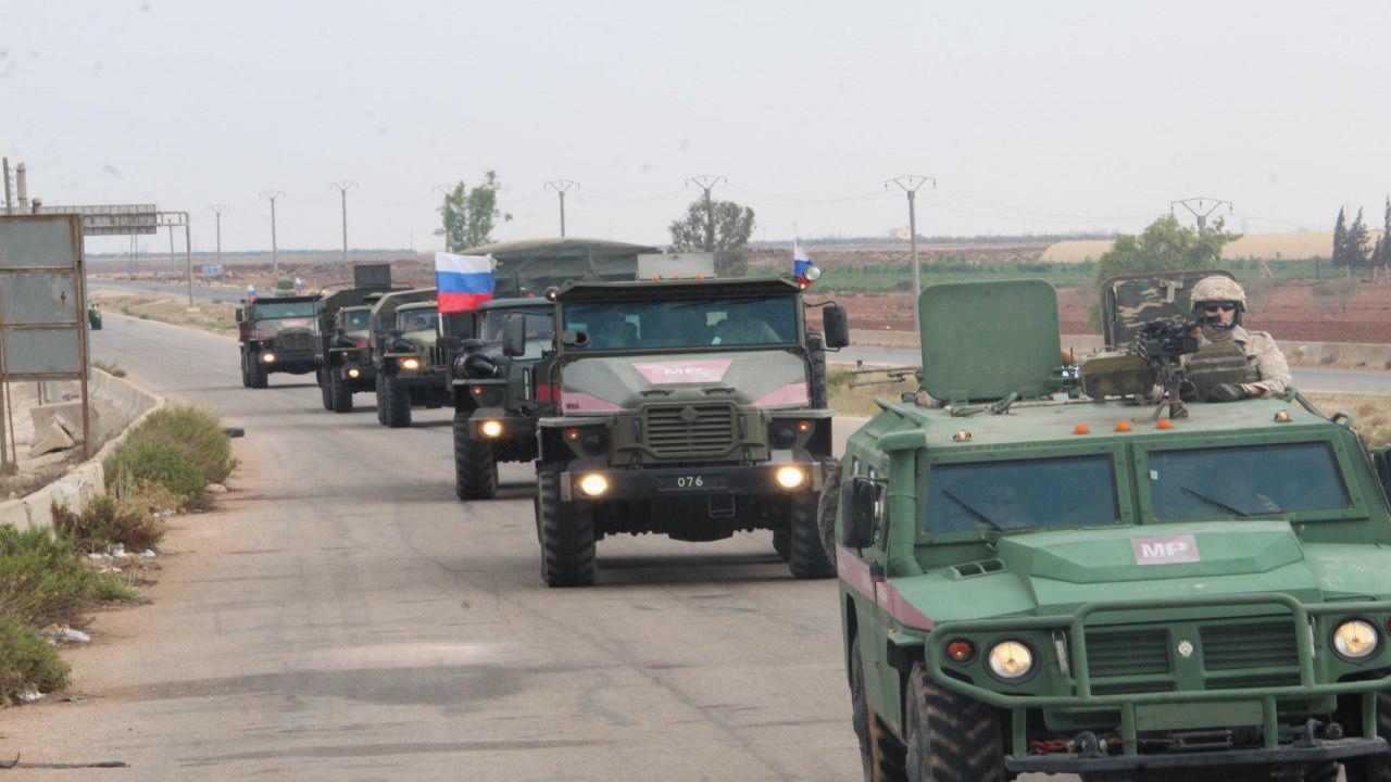 Боевики взорвали две бомбы намаршруте русских  военных вСирии
