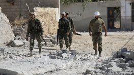 Сводка событий в Сирии и на Ближнем Востоке за 18-19 октября 2019 года
