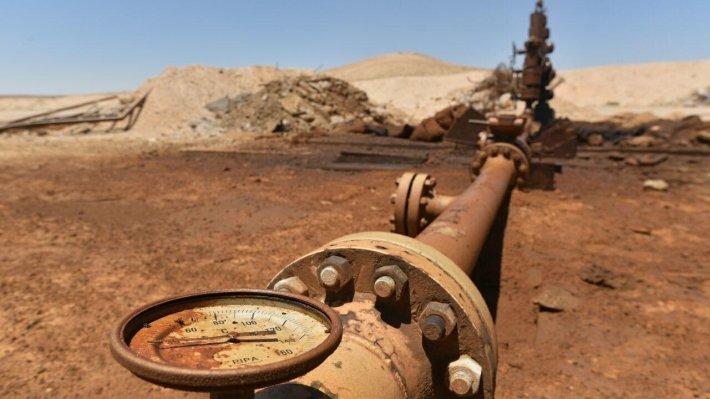 сирийская нефть