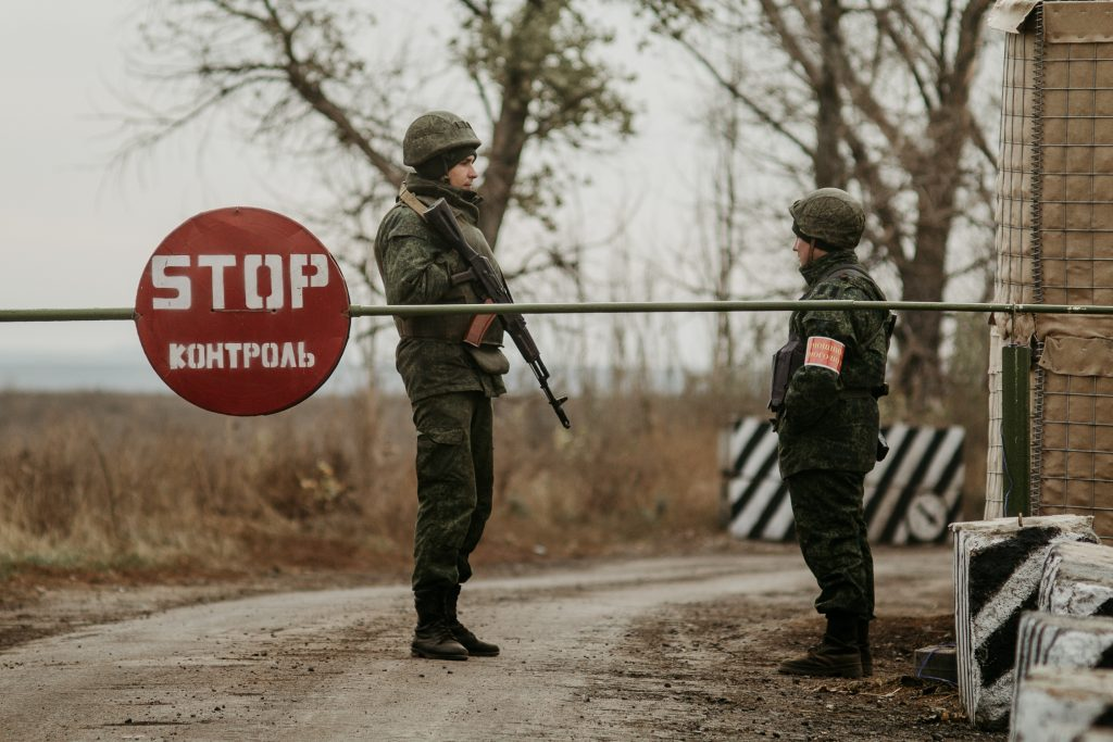 НМ ДНР подан сигнал готовности к отводу войск в Петровском