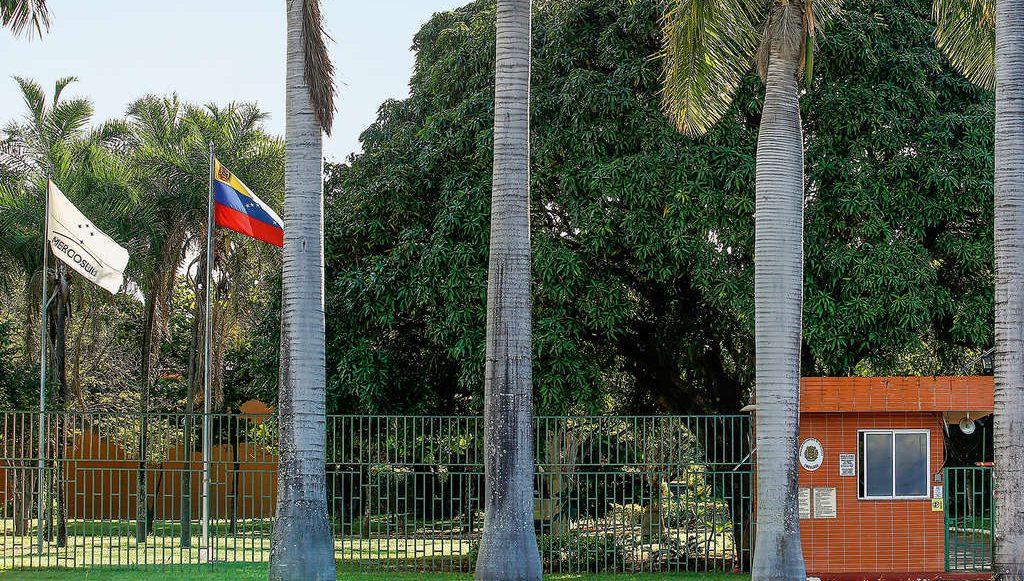 посольство Венесуэлы в Бразилии