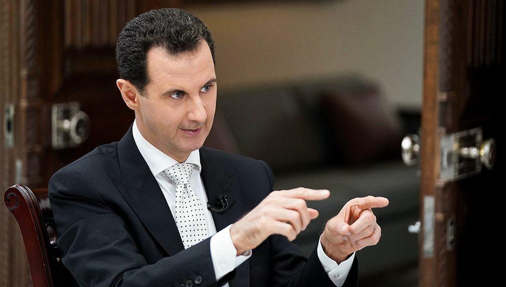 Башар Асад, президент Сирии