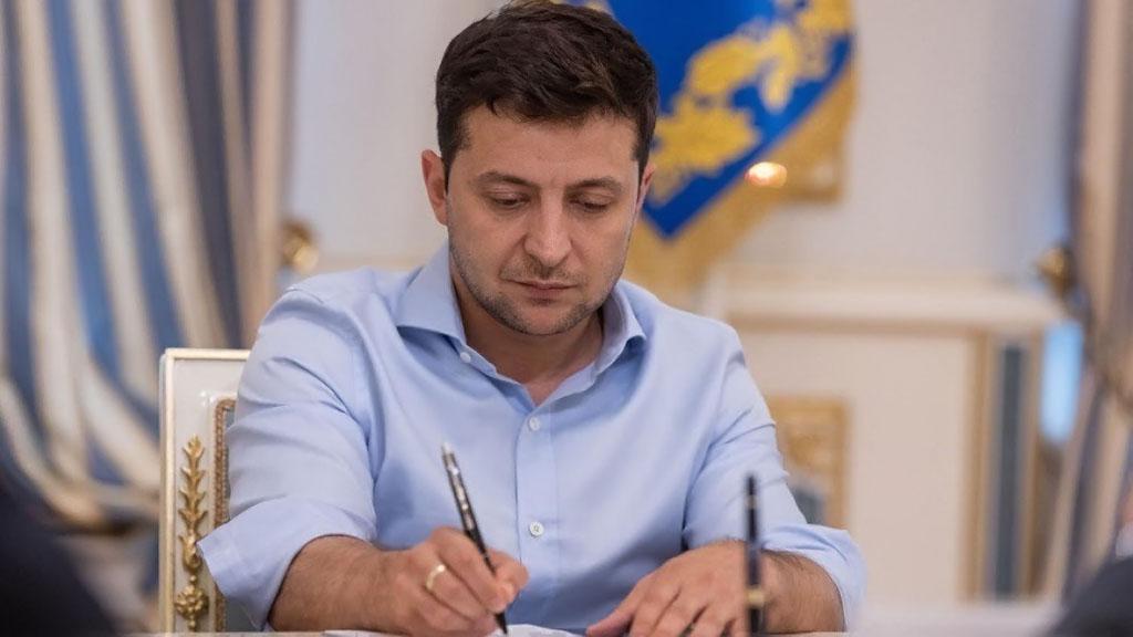 Зеленский подписал закон осоздании независимого оператора ГТС