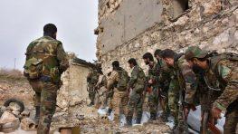 Сводка событий в Сирии и на Ближнем Востоке за 16-17 ноября 2019 года