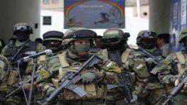 В Боливии началась военная операция против сторонников Моралеса