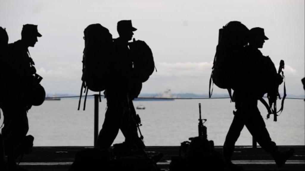 военные расходы США