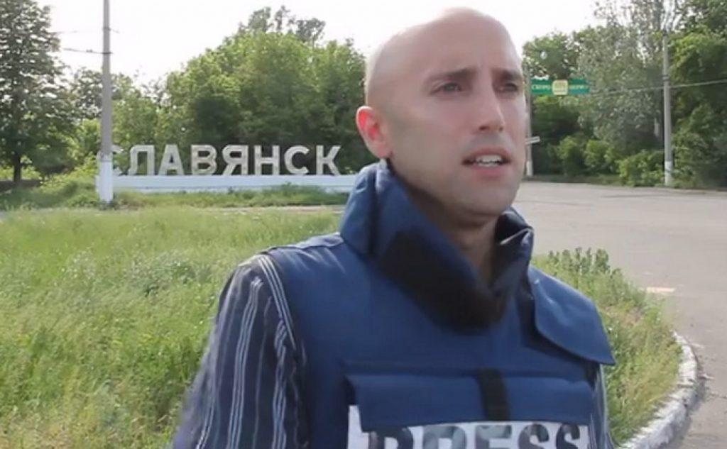 """Грэм Филлипс сроднился с Донбассом, а """"проклятье селфи"""" - это миф украинских СМИ"""