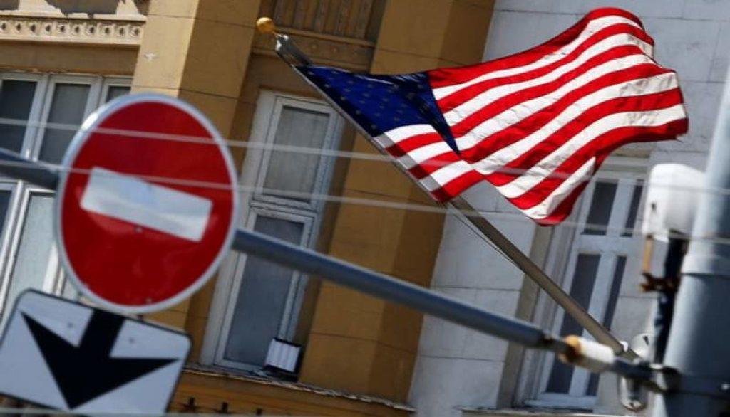 визовая война между США и Россией