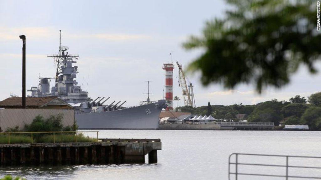 база ВМС США Перл-Харбор