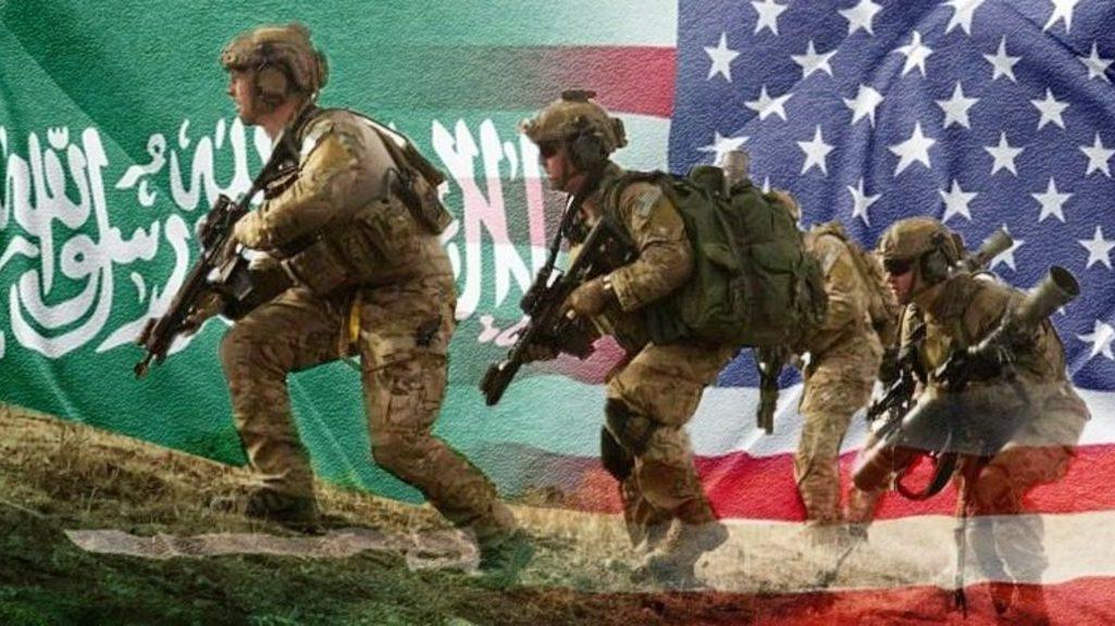 США отправляют  дополнительные войска в  Саудовскую Аравию