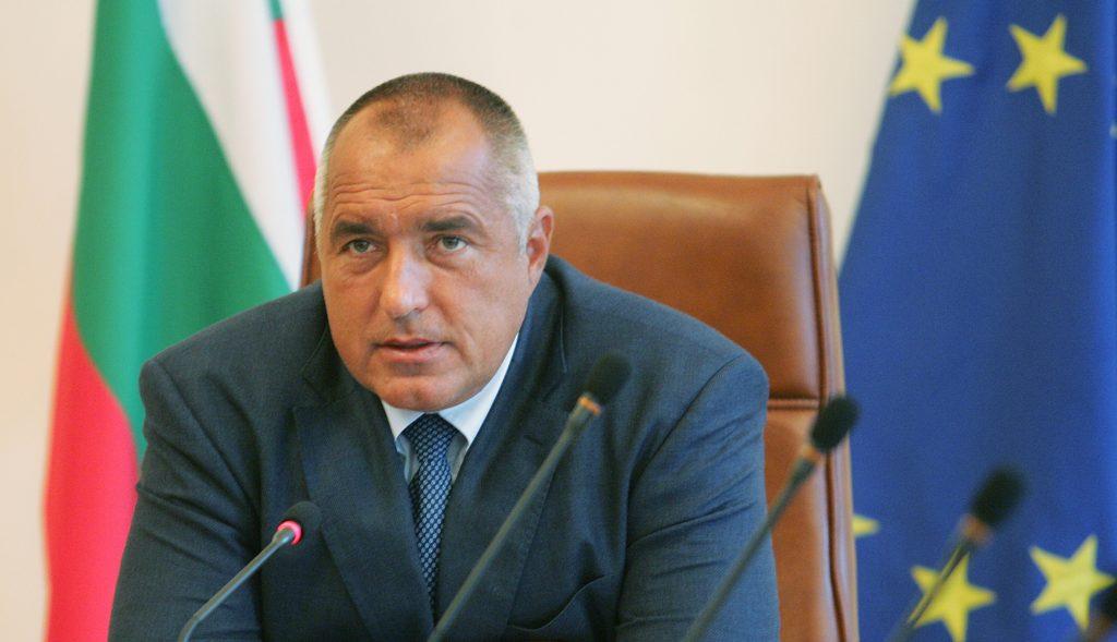 """Болгарский премьер комментирует претензии Путина о """"Турецком потоке"""""""