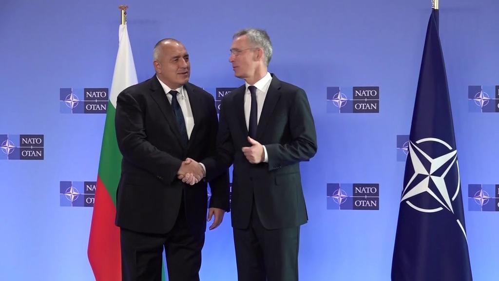 переговоры НАТО и Болгарии