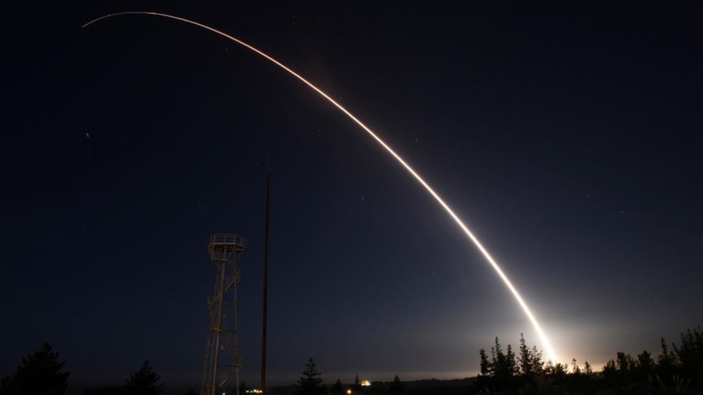 ракетные испытания США