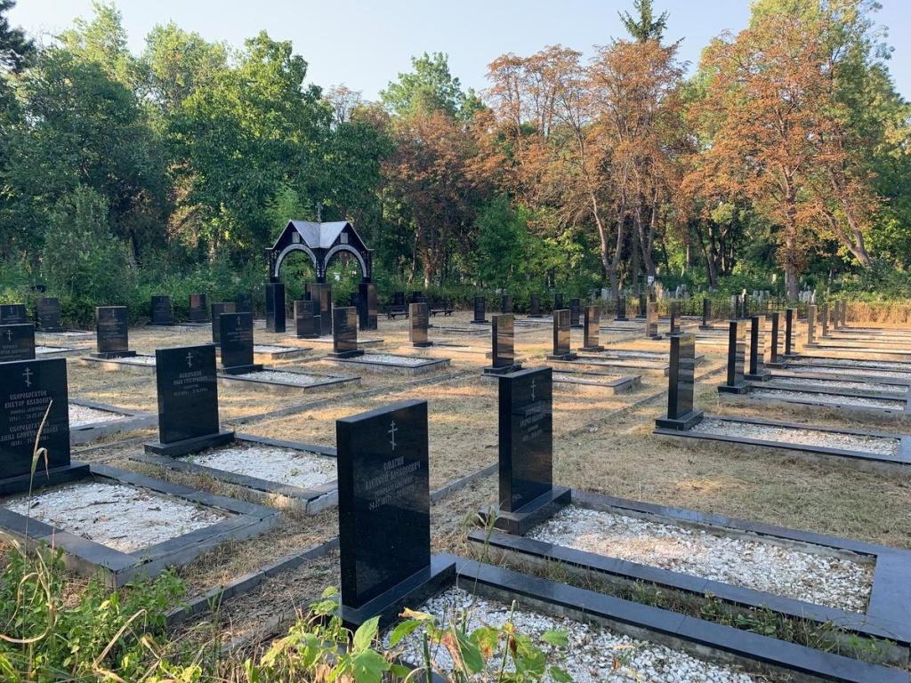 В Софии чтят память о русских, захороненных в Болгарии