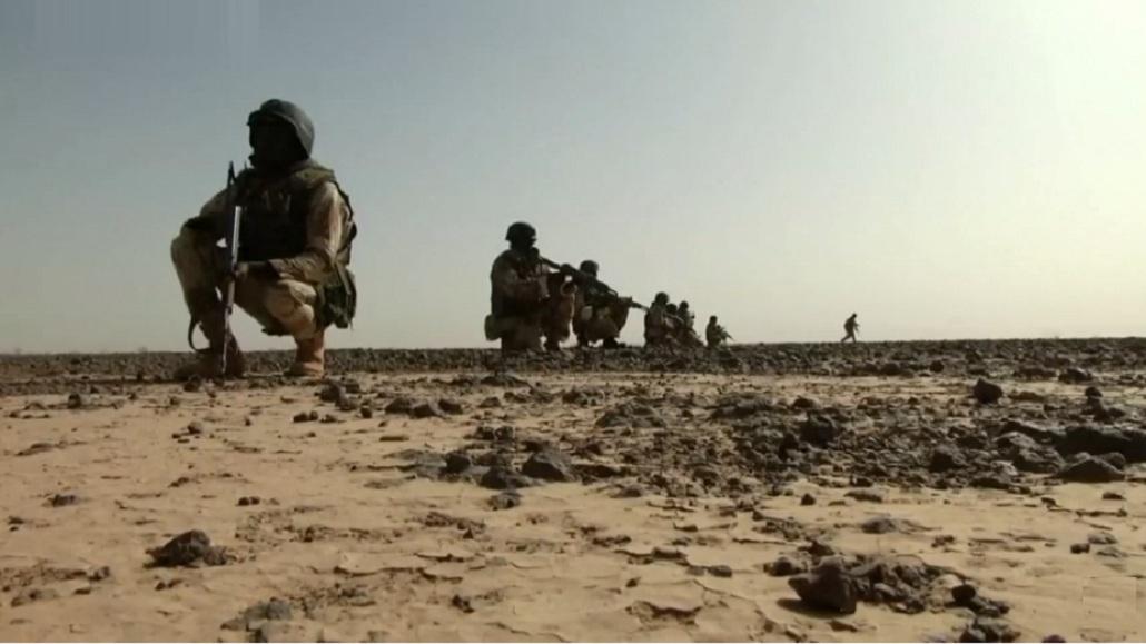 армия Нигера