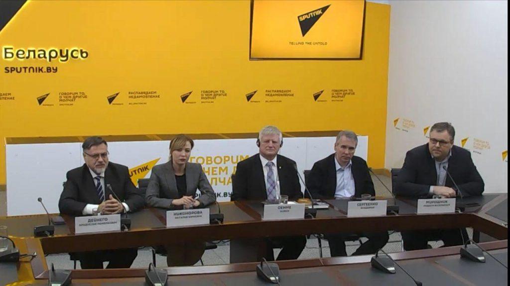 В Минске прошла встреча представителей ДНР, ЛНР и ПАСЕ