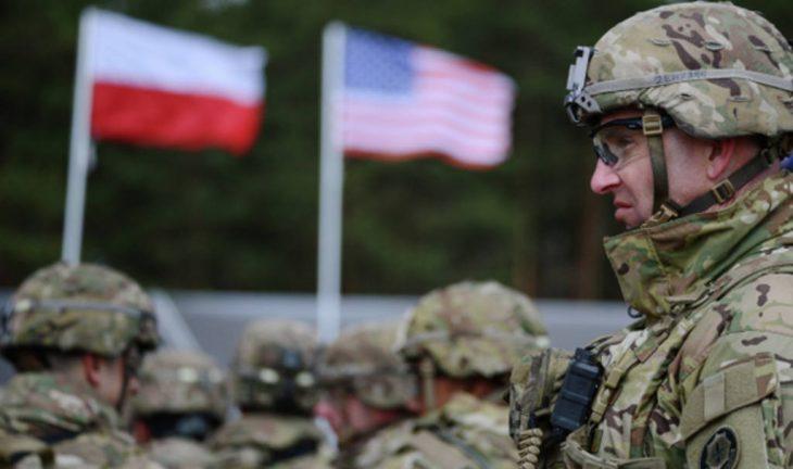 учения США и НАТО в Польше