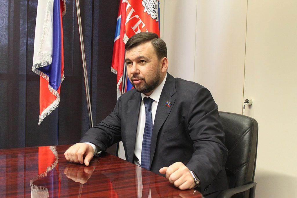 Мирные обещания Зеленского равны нулю - Глава ДНР