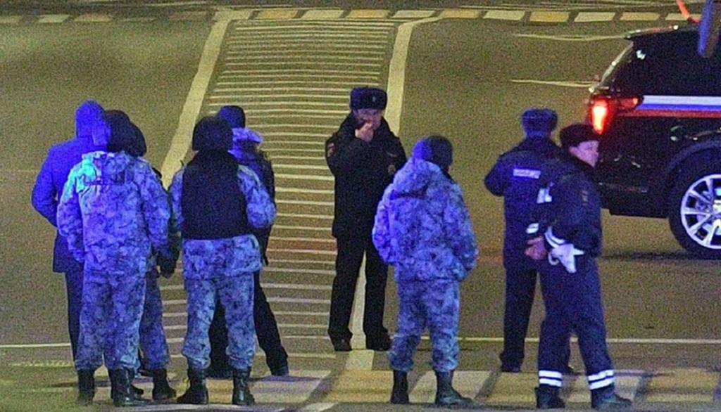 теракт на Лубянке у здания ФСБ