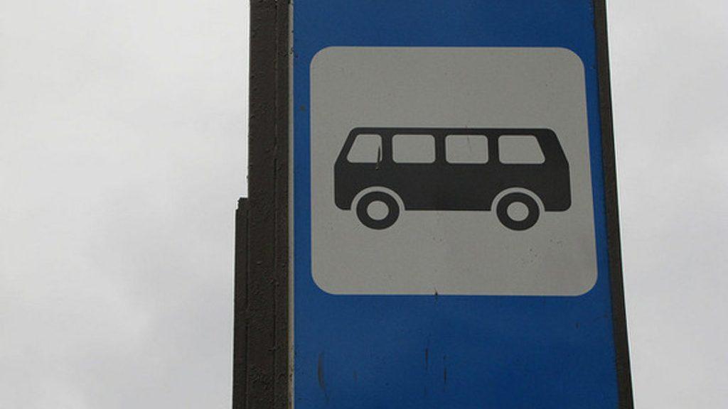 в автобусе Реутова обнаружен  подозрительный сверток