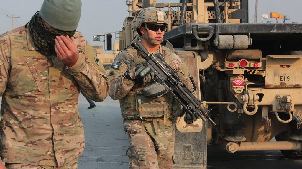 Американские войска из Сирии не выйдут - Минобороны США