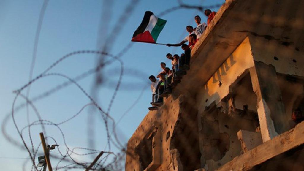 оккупированная Израилем Палестина