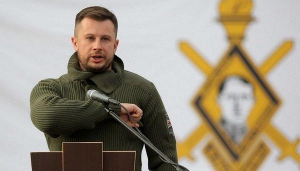"""Нацист Билецкий обещает """"земельным майданом"""" охватить всю Руину"""