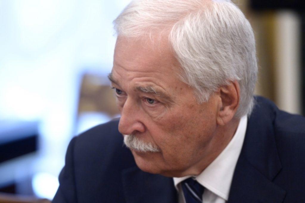 Донбасс и Киев договорились об обмене пленными до конца 2019 года - Грызлов