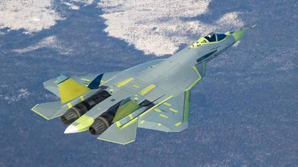 истребитель Т-50 ПАК ФА