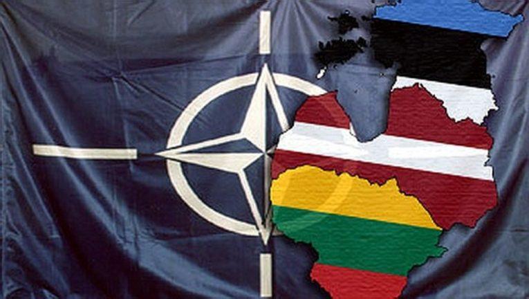 страны Балтии в НАТО