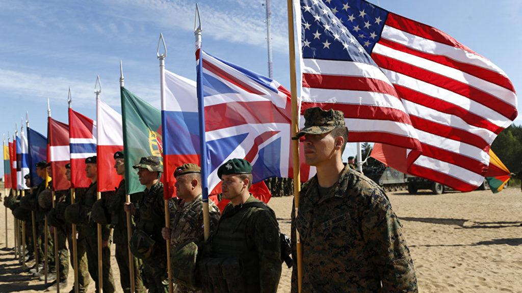 НАТО завершает план «4 раза по 30»