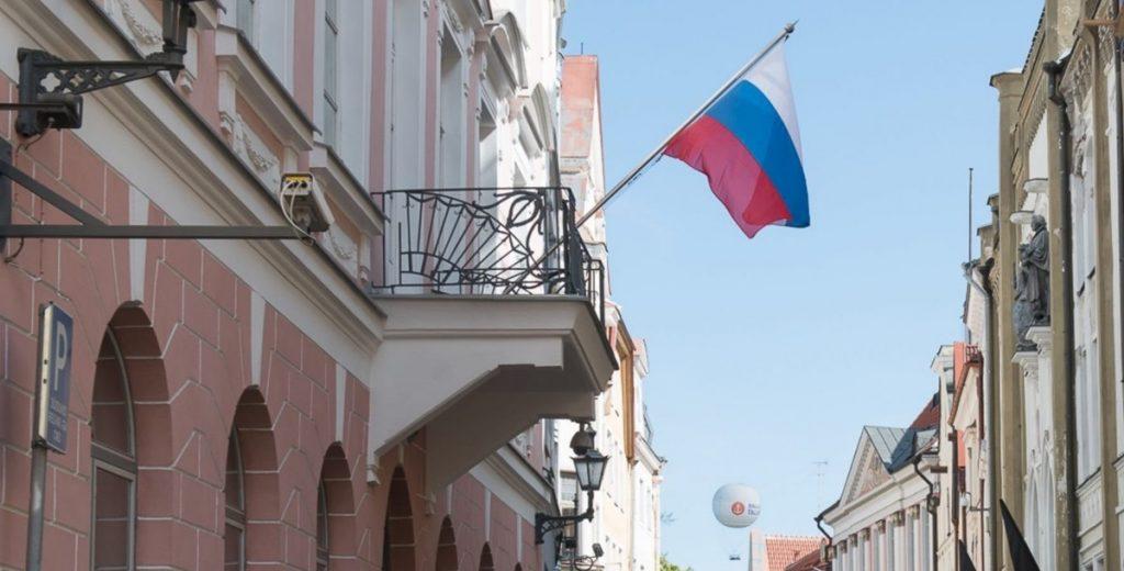 Эстония нарушает свободу слова репрессиями СМИ - Посольство РФ