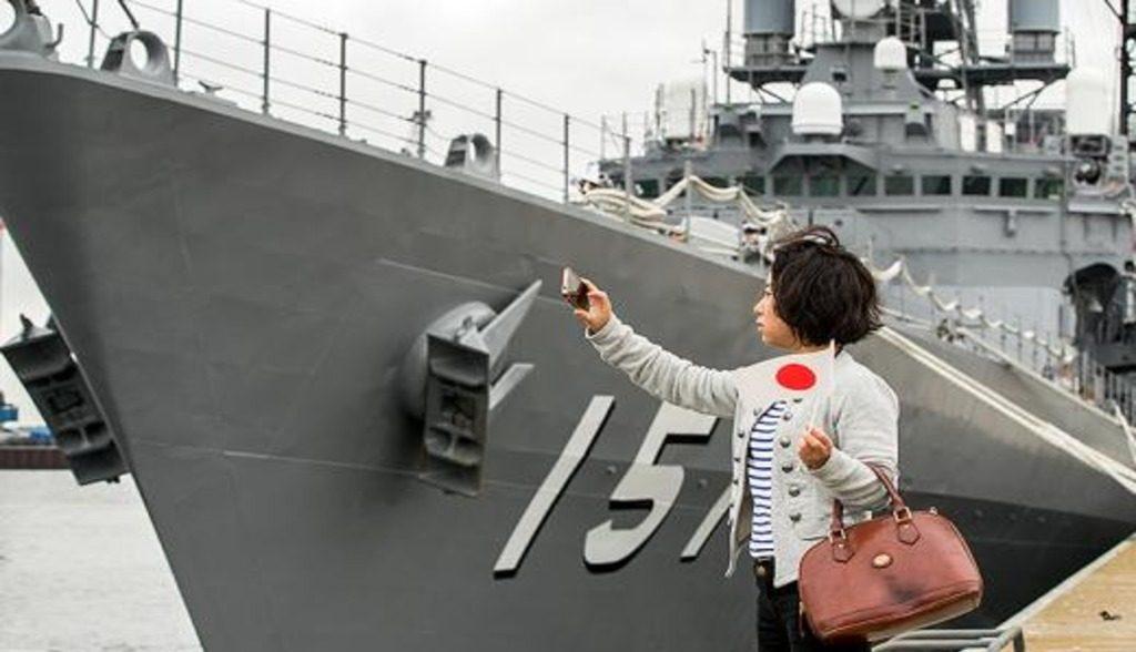 Япония отправит военную патрульную миссию на Ближний Восток