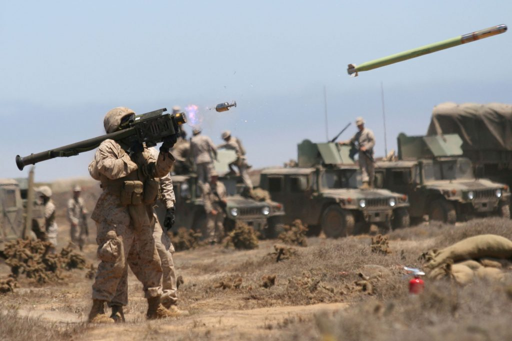 На халяву. Латвия хочет обновить систему ПВО за счёт Вашингтона