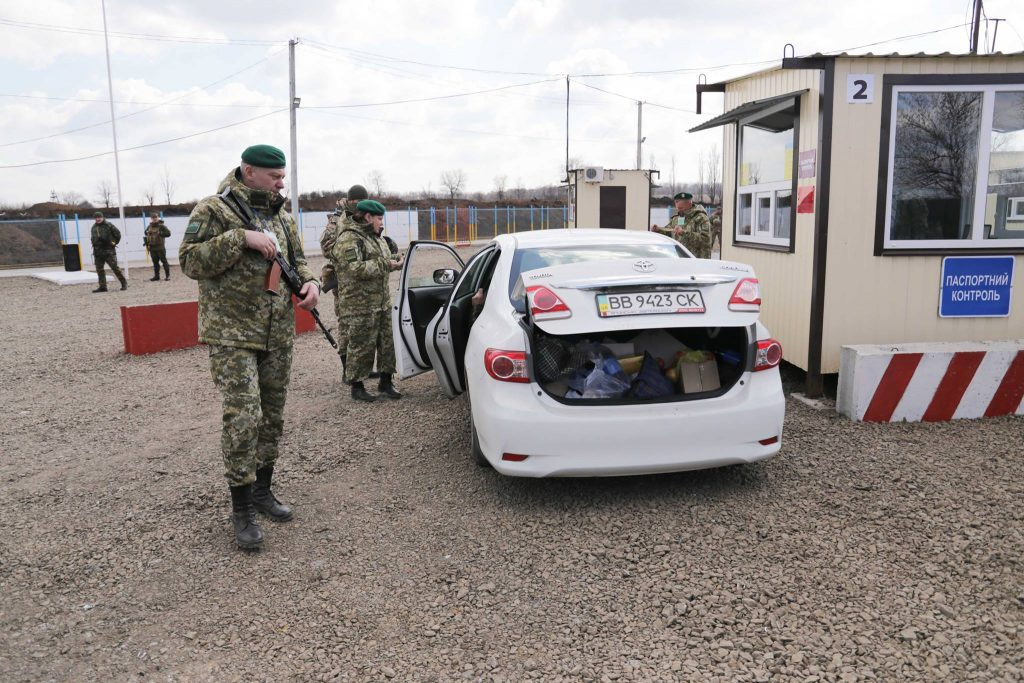 Боевики ВСУ на пункты пропуска завезли противоракетные комплексы