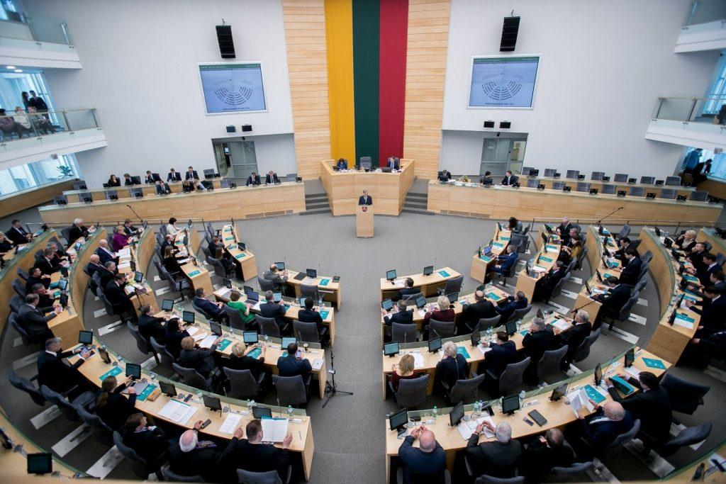 """Причастность Литвы к Холокосту хотят """"упразднить"""" через Сейм"""