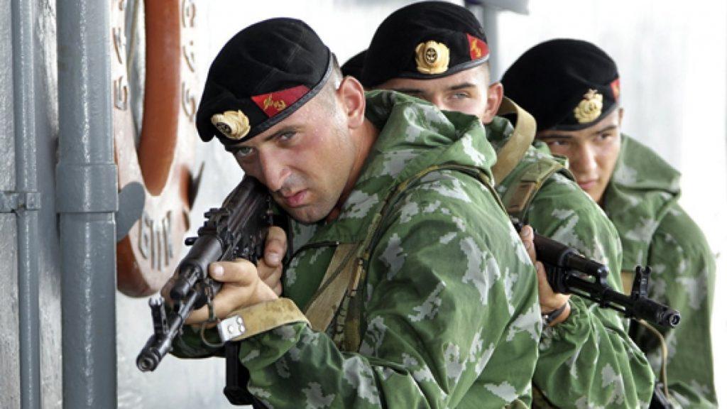 Морпехи России попали в пятёрку лидеров рейтинга NI